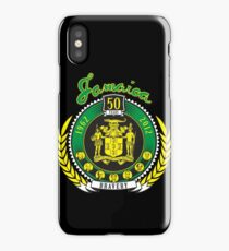 Jamaica 50th Anniversary Independence Tee iPhone Case/Skin
