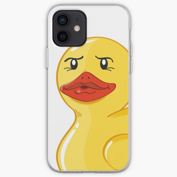 Duckface iPhone Soft Case