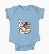 Eleventh Doctor Kitty One Piece - Short Sleeve