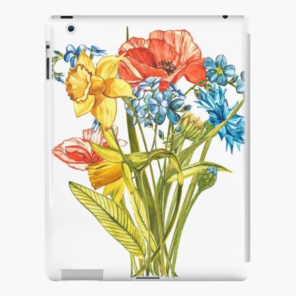 Gardenflowers iPad Snap Case