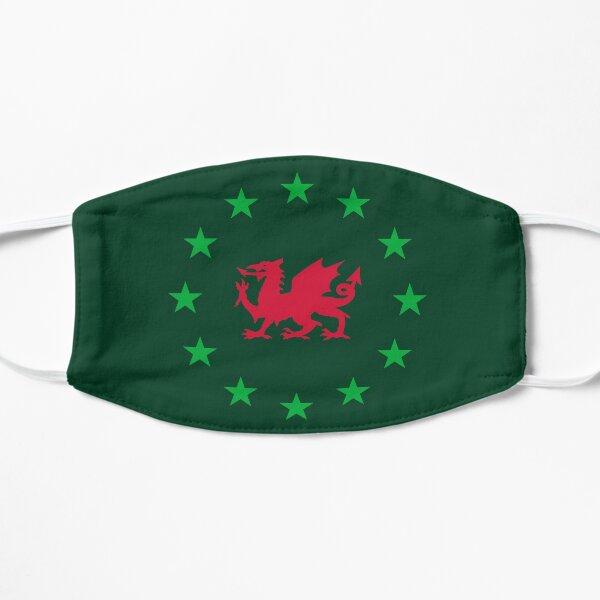 Welsh European, Cymru Ewrop, EU, Welsh Independence Flat Mask