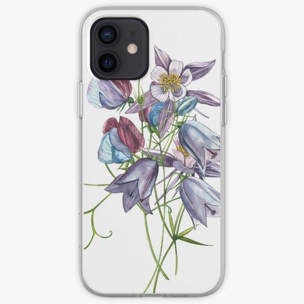 Gardenflowers iPhone Soft Case