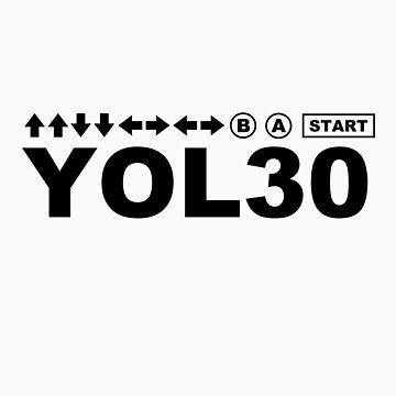 YOL30 by AngryMongo