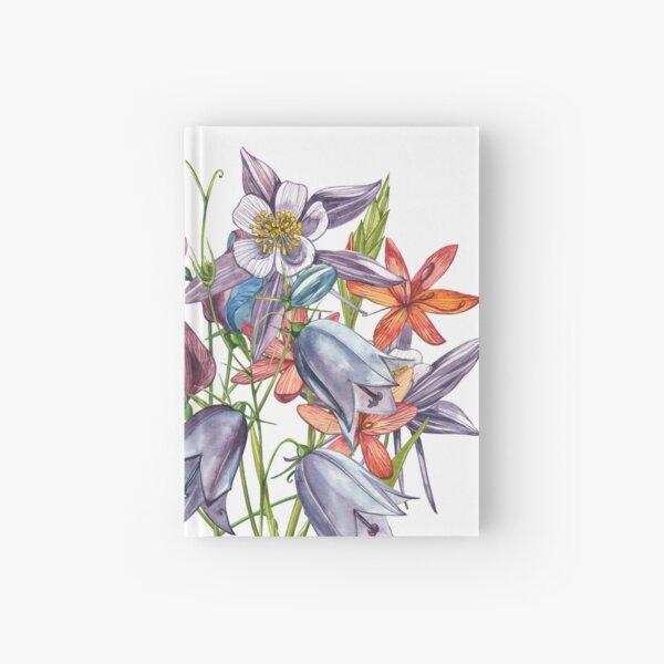 Gardenflowers Hardcover Journal