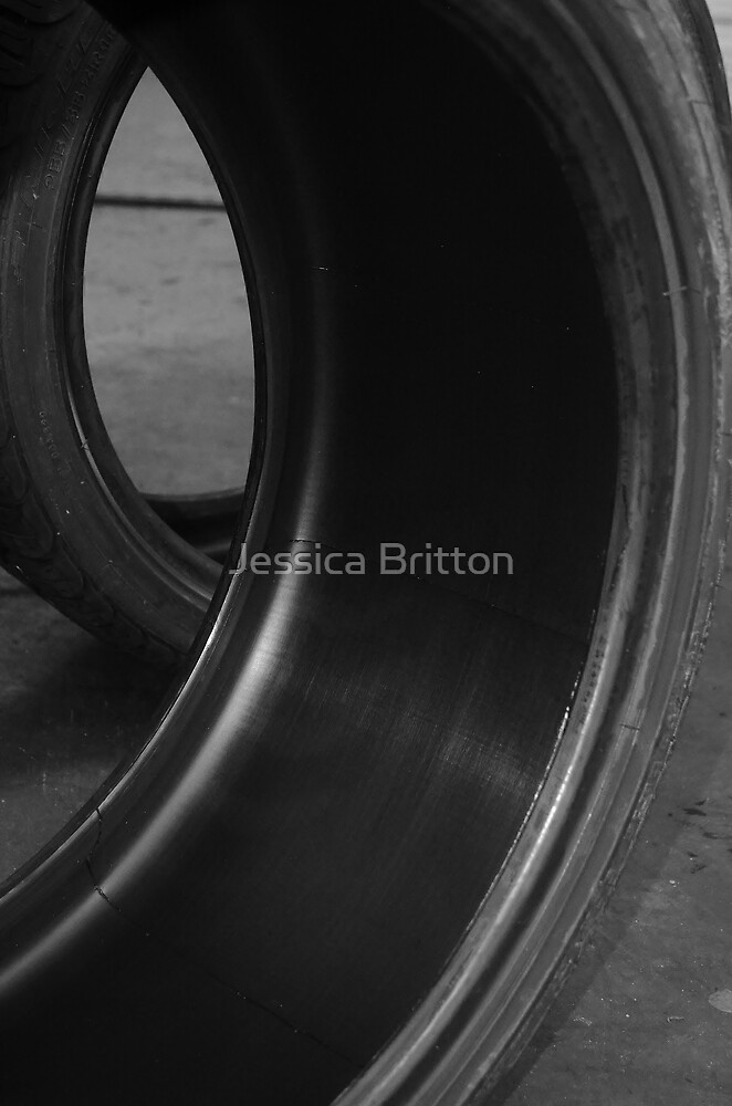 Curves by Jessica Britton