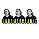 Uncomfortable- Yellow by rolypolynicoley