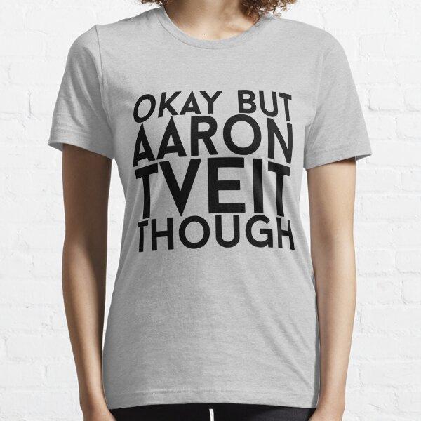 Aaron Tveit Essential T-Shirt