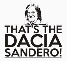 That's the Dacia Sandero! | Unisex T-Shirt