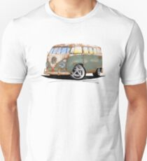 VW Splitty (11 Window) O Unisex T-Shirt