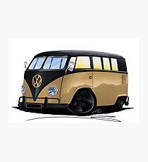 VW Splitty (11 Window) L Photographic Print
