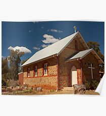 St Stephens Anglican Church  Poster