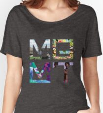 MGMT Albums Women's Relaxed Fit T-Shirt