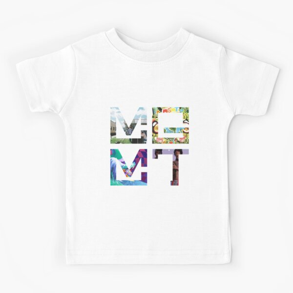 MGMT Albums Kids T-Shirt