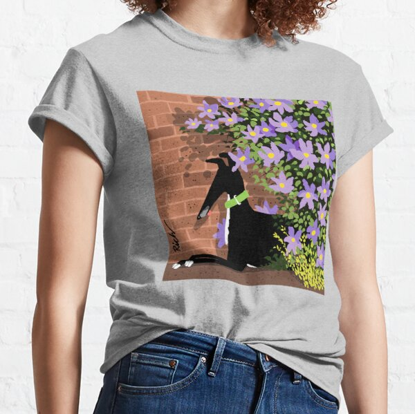 In the Shade of the Clematis Classic T-Shirt