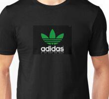 Addidas Green Unisex T-Shirt