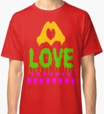 ۞»♥A Bleeding Passionate Love Clothing & Stickers♥«۞ Classic T-Shirt