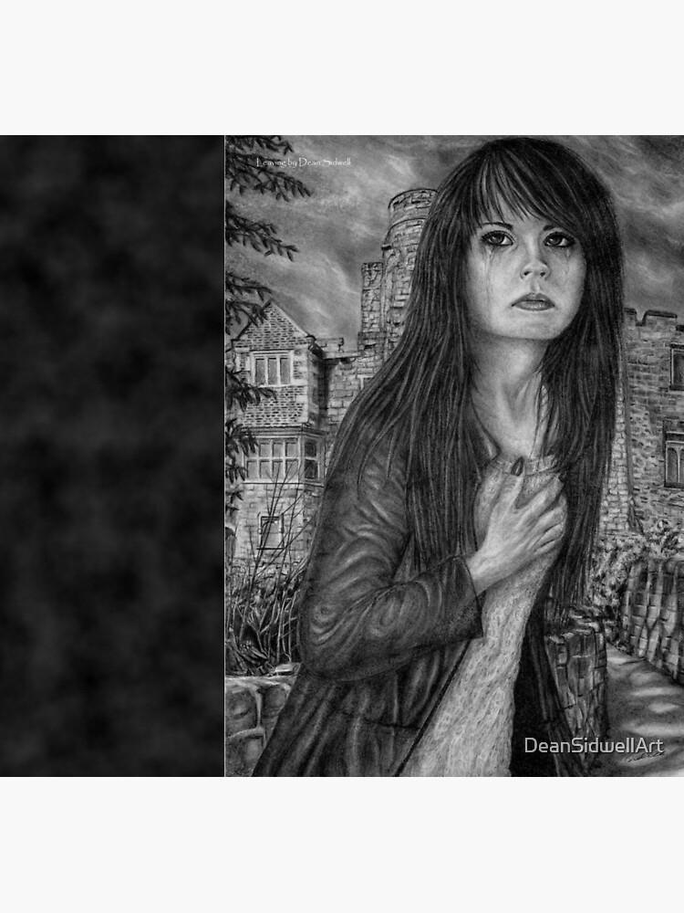 Leaving. Original artwork by Dean Sidwell by DeanSidwellArt