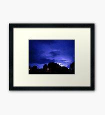 Lightning 2012 Collection 312 Framed Print