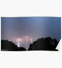 Lightning 2012 Collection 320 Poster