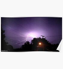 Lightning 2012 Collection 330 Poster