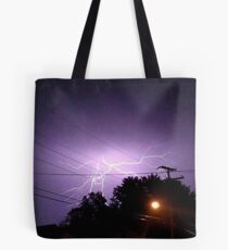 Lightning 2012 Collection 331 Tote Bag