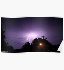 Lightning 2012 Collection 332 Poster