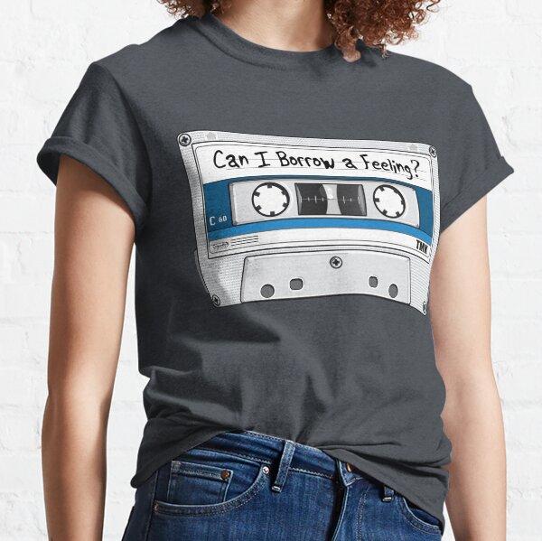Borrow Cassette Classic T-Shirt