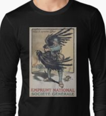 Emprunt National Société Générale Pour le suprême effort Long Sleeve T-Shirt