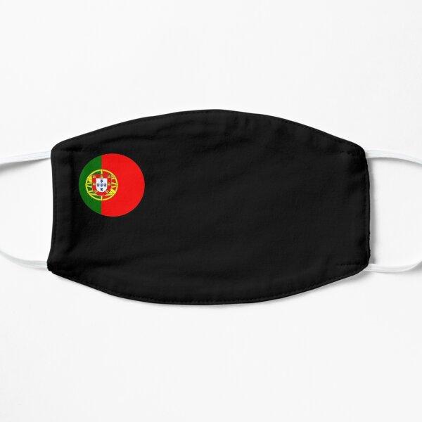 Portugal masque buccal visage noir Masque sans plis