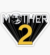 Mother 2 Promo Sticker