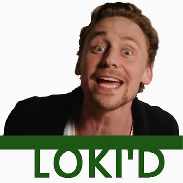 LOKI'D (Colour) by Nettie121