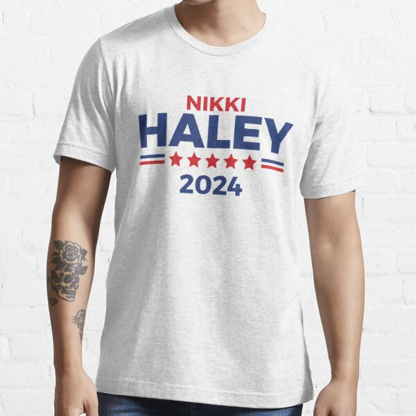 Nikki Haley for President 2024 Campaign  Essential T-Shirt