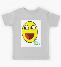 Imma Epic And I Know It T-Shirt Kids Tee