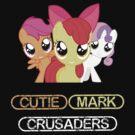 Cutie Mark Crusaders by James Scott