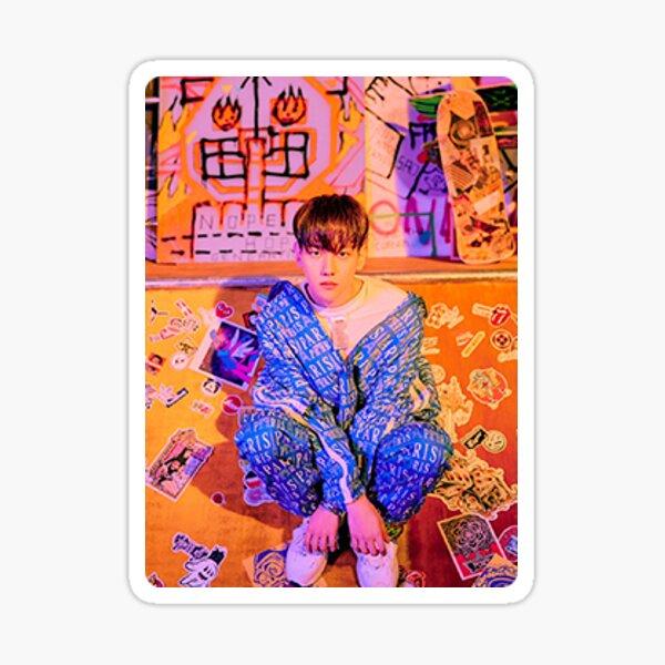 baekhyun delight photocard v7.5 Sticker