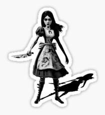 Alice Madness Returns Sticker