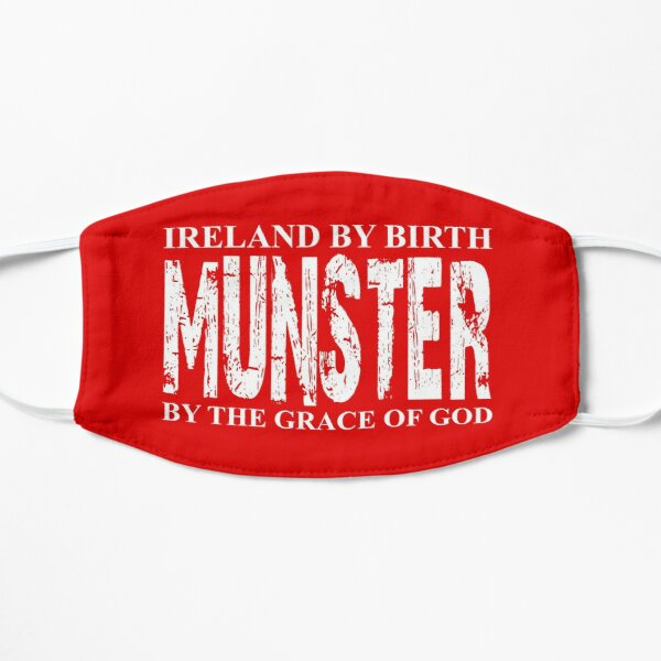 MUNSTER By The Grace of God Mask