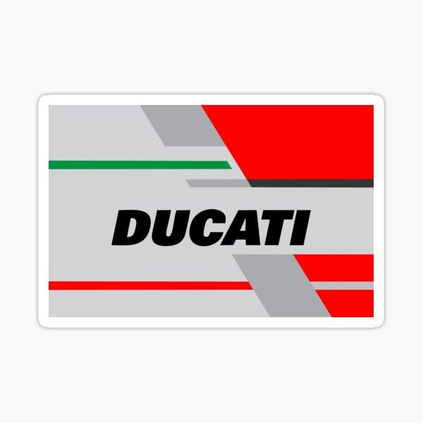 DUCATI Team R Sticker