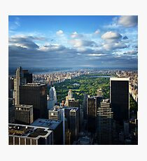 NYC: Central Park Photographic Print