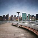 NYC: Brooklyn Quai by Nina Papiorek