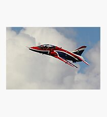 The Hawk T1 at Wings and Wheels Photographic Print