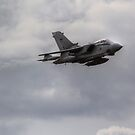 The Tornado GR4 at Wings and Wheels by Shane Ransom