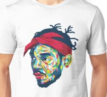 Kendrick Lamar/Tupac Unisex T-Shirt