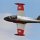 The Jet Provost at Wings and Wheels by Shane Ransom