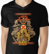 Mission Start! Mens V-Neck T-Shirt