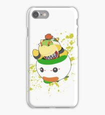 Bowser Jr - Super Smash Bros iPhone Case/Skin