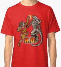 Super AvP II: Turbo Edition Classic T-Shirt
