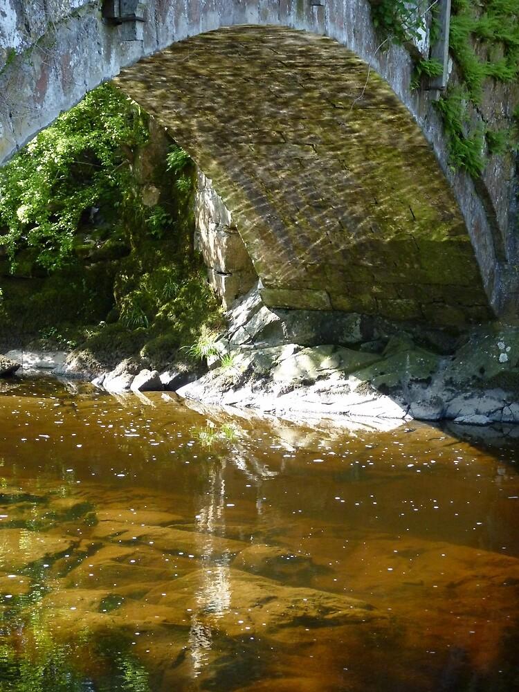The Dancing Bridge - near Keld Chapel, Shap, Cumbria by Graham Geldard