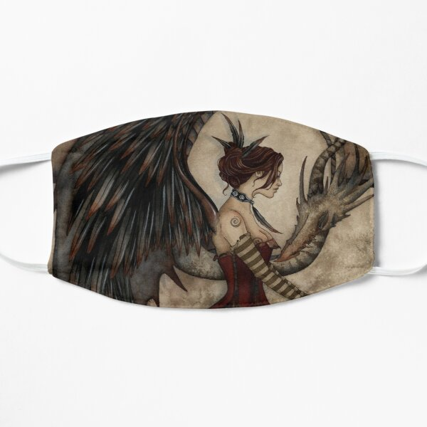 Court Of The Dragon Flat Mask