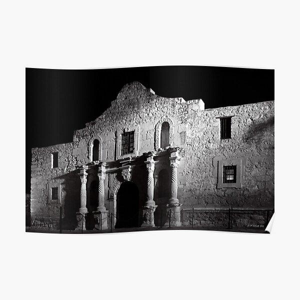 Night At The Alamo Poster